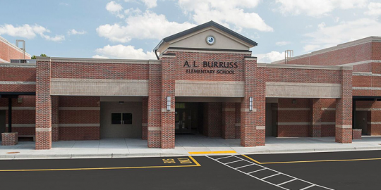 AL Burruss Elementary-After