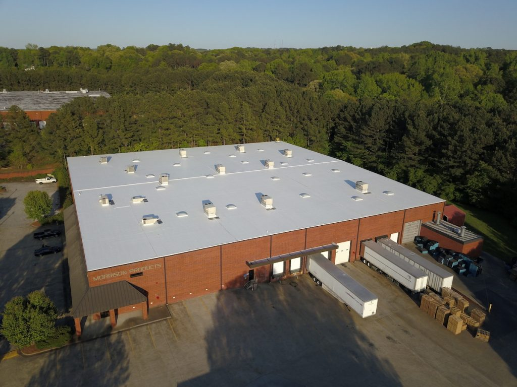 Morrison Products Innovative Roofing Group