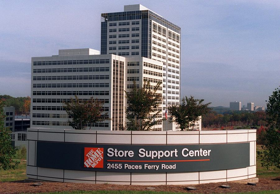 The Home Depot Headquarters - Innovative Roofing Group