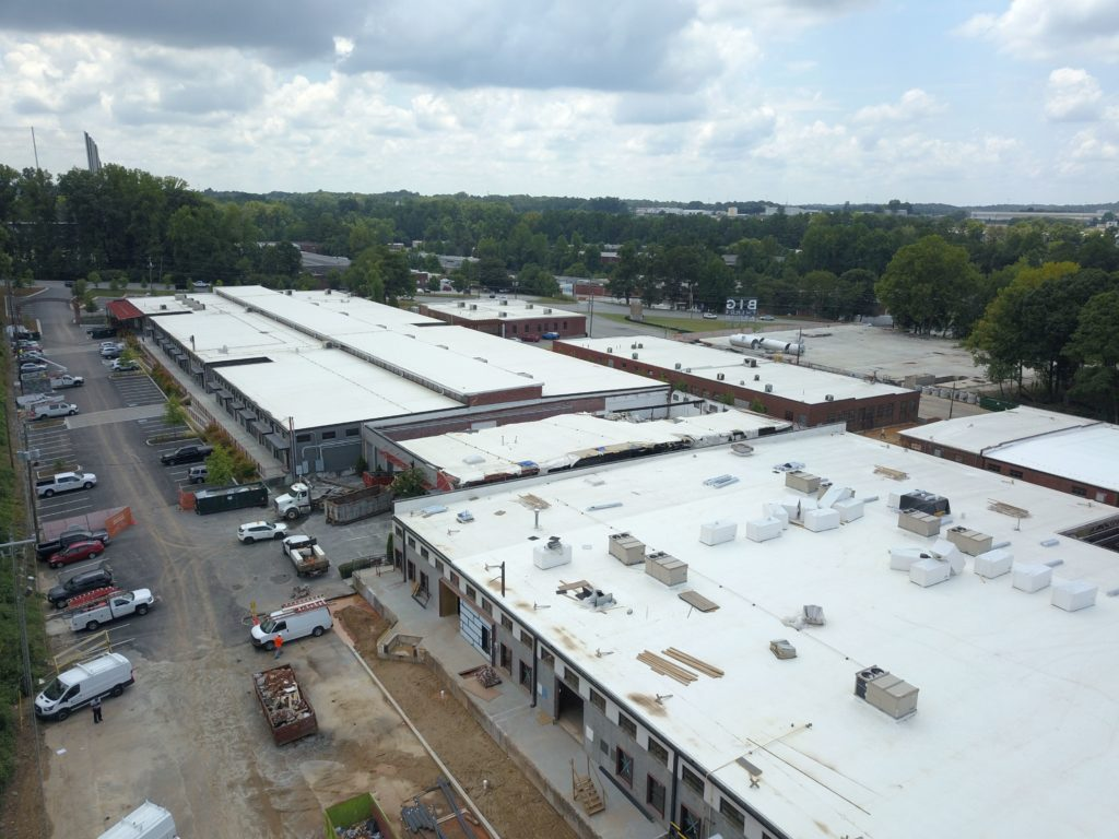 The Works At Chattahoochee Innovative Roofing Group