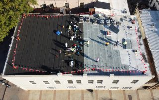commercial roof recover